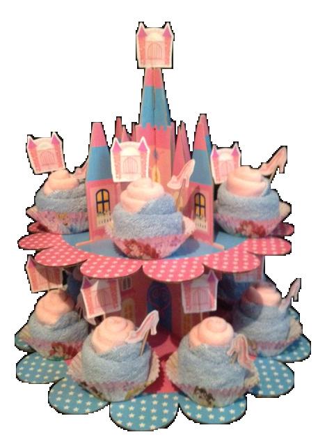 Petits gâteaux princesse